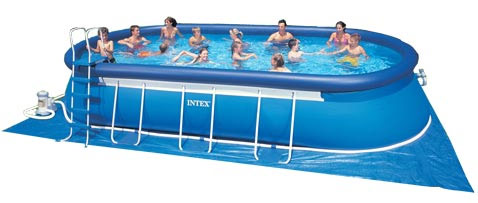 intex oval swimming pool ellipse uk frame pools cover. Black Bedroom Furniture Sets. Home Design Ideas