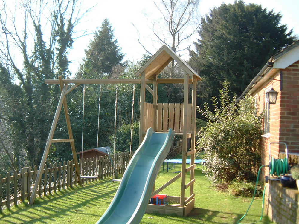 arundel wooden climbing frames playcentres uk action tramps. Black Bedroom Furniture Sets. Home Design Ideas