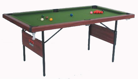 BCE / Riley   6ft Lexington Plush Snooker / Pool Table (ST15 6D)