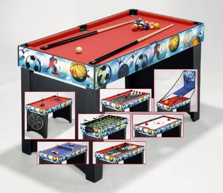 BCE Multi Games Table X0682 ER Tables UK