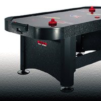 Specifications Of The BCE Riley 6ft Black Air Hockey Table H6E 240