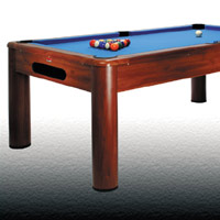 BCE Pool Tables DP-6 6ft Table UK 6' Riley Table