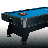 BCE Pool Tables HpT1-7 7ft Table UK 7' Riley Table