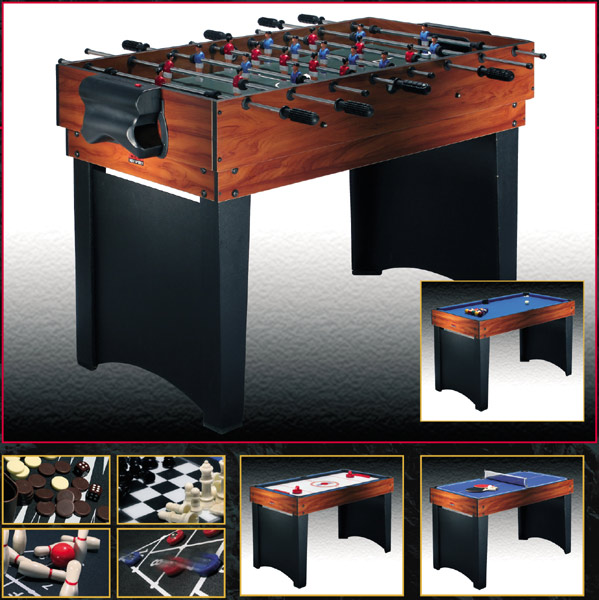 BCE Multi Games Table M9B 1 Tables UK