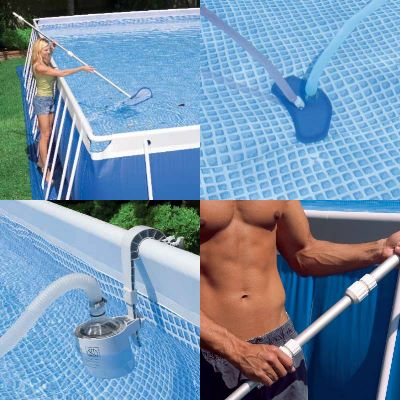 Intex Swimming Pool Uk Accessories Pools Cover Above