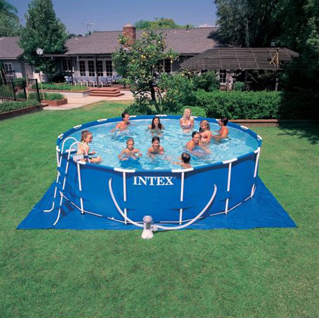 intex 15ft frame l Intex Above Ground Pools