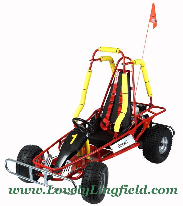 Bocart Bantam Off Road Go-karts go-kart go-cart uk go-carts Kart