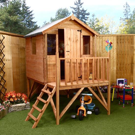 Garden Craft Playhouses Playhouse Play House UK