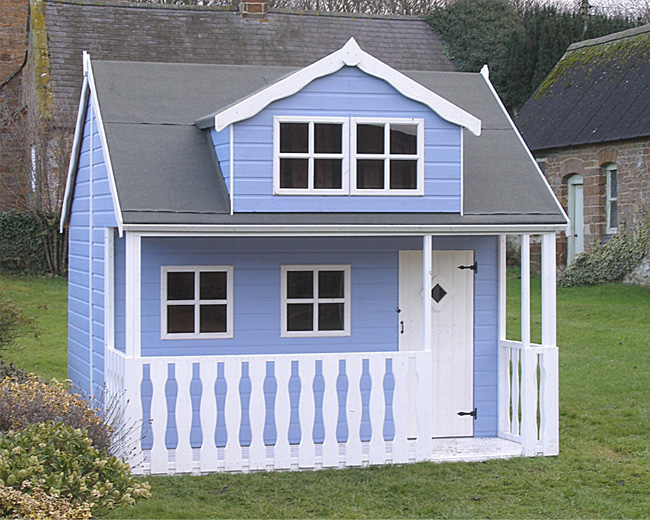 Swiss Cottage Playhouse Tree Top Playhouses Play House ...